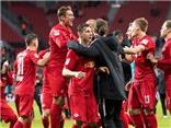 Đội bị ghét nhất Bundesliga lập kỷ lục, tạm soán ngôi đầu của Bayern