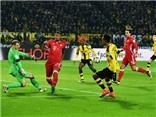 Dortmund 1-0 Bayern Munich: Bị Aubameyang hạ gục, Bayern mất ngôi đầu vào tay Leipzig