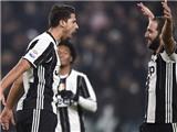 Juventus 3-0 Pescara: Juve thắng dễ nhưng Higuain '90 triệu' vẫn mờ nhạt