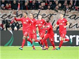 RB Leipzig dẫn đầu Bundesliga: Kì tích lãng mạn về đội bị căm ghét nhất