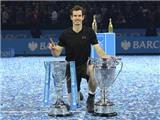 Những thống kê đặc biệt về Andy Murray trong năm 2016