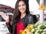 Diệu Ngọc mang 100 kg hành lý thi Hoa hậu Thế giới 2016