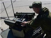 Nhà sản xuất vũ khí Nga xuất khẩu robot chiến đấu