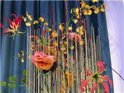 Ngắm những kiệt tác đỉnh cao của nghệ thuật trình diễn hoa