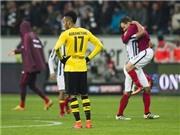 Frankfurt bắn hạ Dortmund, bước vào Top 3 Bundesliga