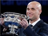 Andre Agassi: 'Người đặc biệt' của quần vợt thế giới
