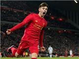 Tài năng trẻ phá vỡ kỷ lục của Owen trong ngày Liverpool vào Bán kết Cúp Liên đoàn