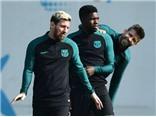 Umtiti: 'Cầu thủ Barca giống như đồ tập luyện của Messi'