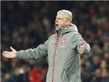 Wenger: 'Cầu thủ Arsenal quá yếu đuối và phải trả giá'