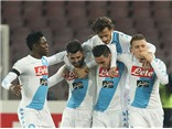 Napoli khiến Stefano Pioli nhận thất bại đầu tiên ở Inter Milan