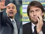 Man City - Chelsea: Đỉnh cao NGHỆ THUẬT cầm quân của Pep Guardiola và Conte
