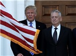 Vì sao Nga 'ngán' tân Bộ trưởng Quốc phòng Mỹ James Mattis?