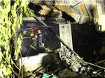 Cà Mau: Hỏa hoạn thiêu rụi một căn nhà, làm một người bị thương