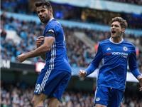 Diego Costa đá thế này, không ai cản được Chelsea