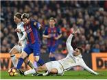 ĐIỂM NHẤN Barcelona 1-1 Real Madrid: Zidane vẫn xuất sắc. Barca cần hơn một Iniesta