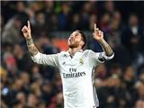 Sergio Ramos vẫn luôn là người hùng của các trận cầu lớn