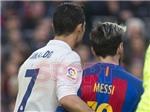 Messi và Ronaldo thân thiết đến không ngờ ở 'Kinh điển'