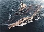 Sức mạnh tàu sân bay duy nhất của Nga đang bị nghi ngờ