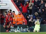 Dẫn trước 2 bàn, Liverpool vẫn thua ngược 3-4 khó tin trước Bournemouth