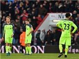 Cộng đồng mạng SỐC nặng khi Liverpool thua ngược khó tin trước Bournemouth
