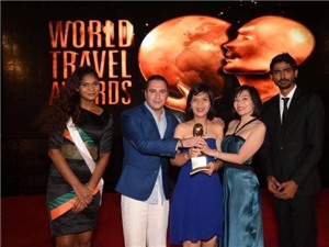 InterContinental Danang tiếp tục nhận giải Oscar ngành du lịch lần thứ 3