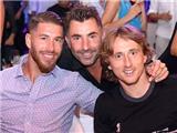 Modric – Ramos: Sâu nặng tình huynh đệ