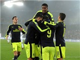 Bất ngờ lớn xảy ra ở lượt cuối bảng B vòng bảng Champions League