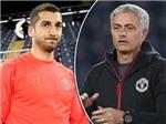 Mkhitaryan không dám oán trách dù bị Mourinho 'ghẻ lạnh'