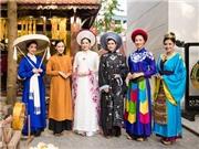 NTK Lan Hương giới thiệu 'Không gian áo dài Việt' duy nhất ở Hà Nội
