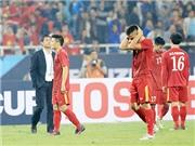 HLV Lê Thụy Hải: 'Đội tuyển Việt Nam đá như vậy là tốt rồi'