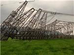 Xử lý trách nhiệm tập thể, cá nhân liên quan đến sự cố đổ cột điện đường dậy 500kV