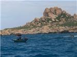 Không có chuyện tự ý cắt giảm diện tích khu bảo tồn biển Hòn Cau