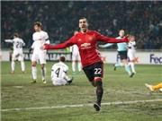 Mkhitaryan giờ phải là lựa chọn đầu tiên của Mourinho ở Man United