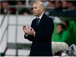 Real Madrid đã là đội bóng của Zidane