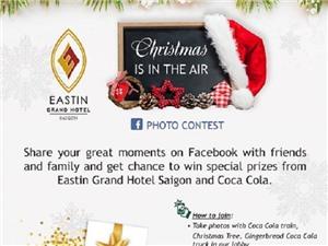 Eastin Grand Saigon giới thiệu chương trình ưu đãi ẩm thực và phòng nghỉ hấp dẫn