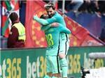 Osasuna 0–3 Barcelona: Messi lập cú đúp, Barcelona cắt mạch chỉ hòa
