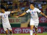 SHB Đà Nẵng vào chung kết BTV Cup 2016 sau khi vượt qua ĐKVĐ và á quân
