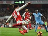 ĐIỂM NHẤN Arsenal 3-1 Stoke: Arsenal thực sự bản lĩnh. Bellerin là điểm khác biệt
