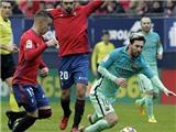 Leo Messi được khen ngợi hết lời vì chơi đẹp
