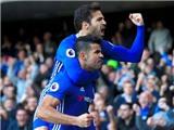 Vì sao Costa vẫn chưa vui dù liên tục nổ súng cho Chelsea?