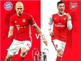 KẾT QUẢ bốc thăm vòng 1/8 Champions League: PSG gặp Barca. Bayern Munich đối mặt với Arsenal