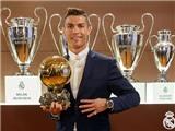 Cristiano Ronaldo: 'Đây là năm thành công nhất trong sự nghiệp của tôi'