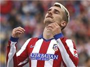 Simeone đang bất lực với Atletico Madrid