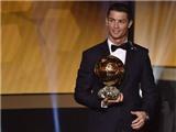 Cristiano Ronaldo, gã tình si bên Quả bóng vàng