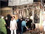 Cháy lớn tại TP. HCM: 6 người chết, 4 người bị thương