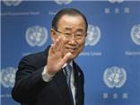 Năm 2017, ông Ban Ki-moon sẽ tranh cử Tổng thống Hàn Quốc