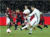 Ronaldo lập hat-trick, Real Madrid chật vật giành Cúp Thế giới các CLB