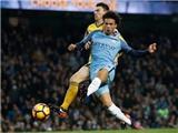 Man City 2–1 Arsenal: Leroy Sane, Sterling tỏa sáng, chủ nhà ngược dòng thành công