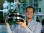 Tennis ngày 19/12: Andy Murray gặp sự cố hi hữu. Novak Djokovic quay lại với thầy cũ