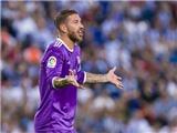 Ramos thẳng thừng mắng James Rodriguez vì đòi rời Real Madrid